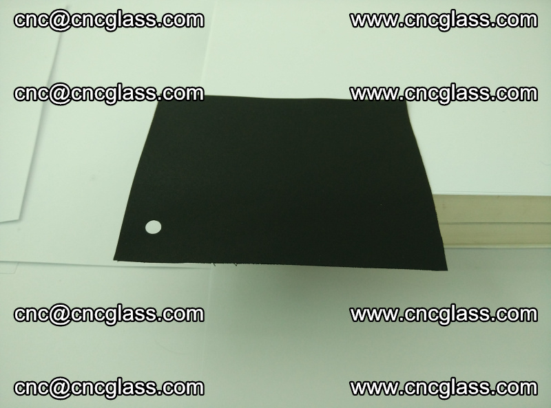 Black opaque eva laminating glass interlayer film foil (12)