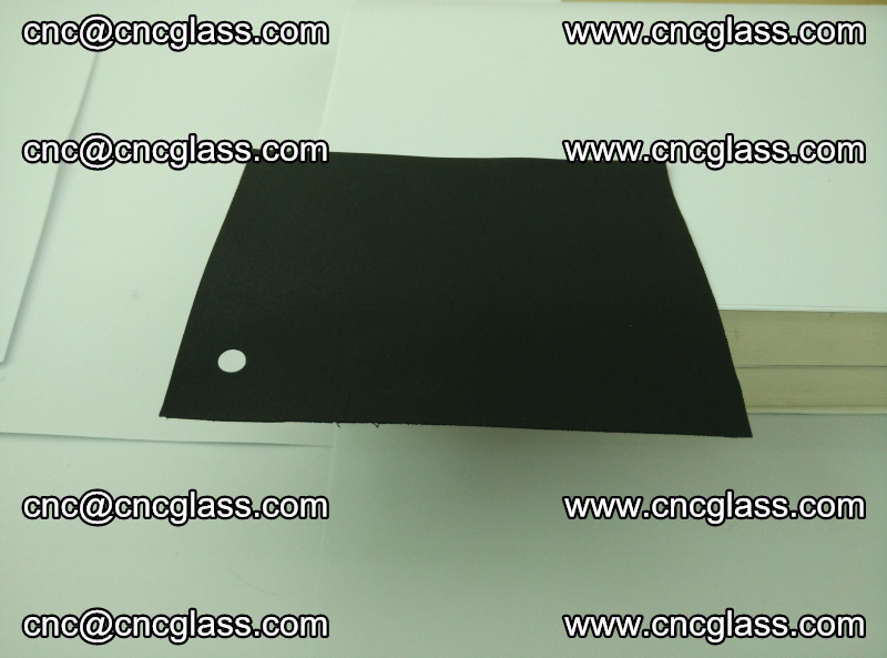 Black opaque eva laminating glass interlayer film foil (14)