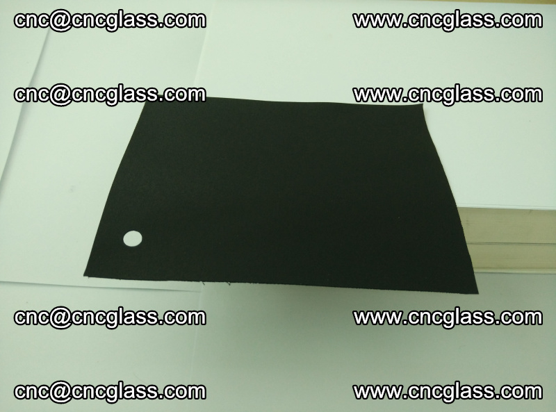 Black opaque eva laminating glass interlayer film foil (15)