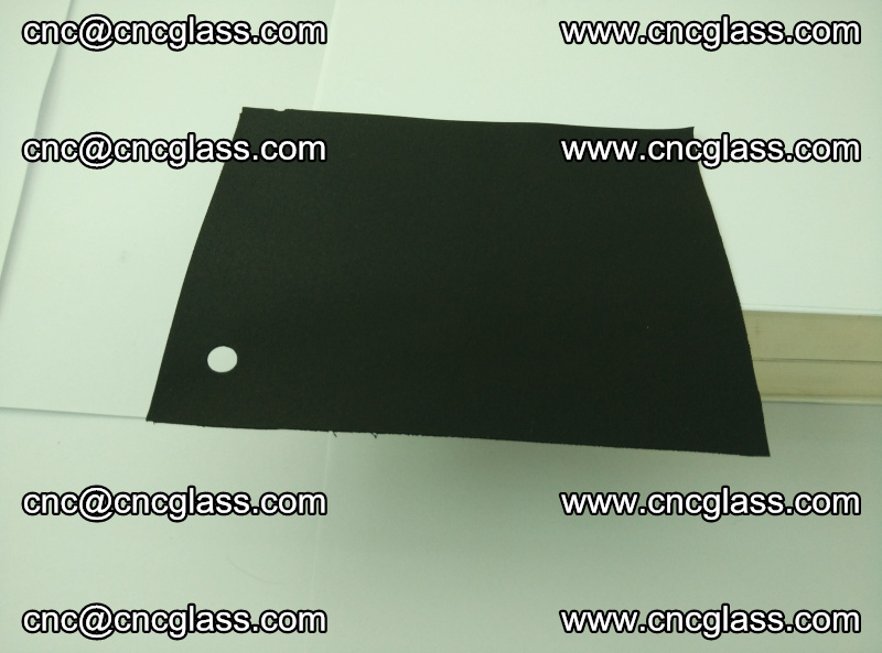 Black opaque eva laminating glass interlayer film foil (16)