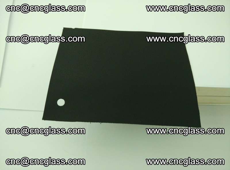 Black opaque eva laminating glass interlayer film foil (17)