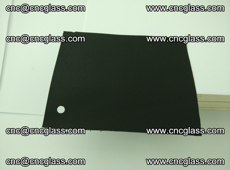Black opaque eva laminating glass interlayer film foil (18)