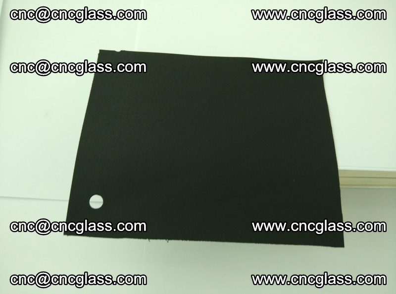 Black opaque eva laminating glass interlayer film foil (19)