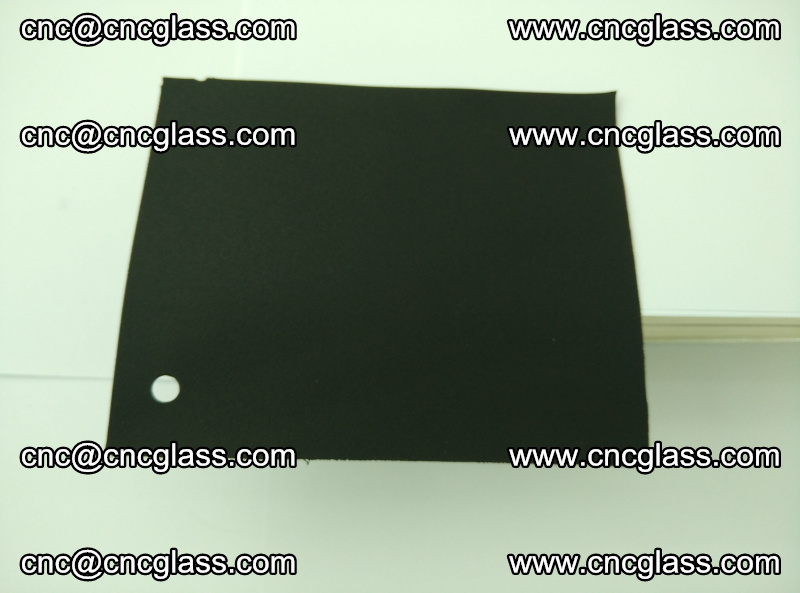Black opaque eva laminating glass interlayer film foil (3)