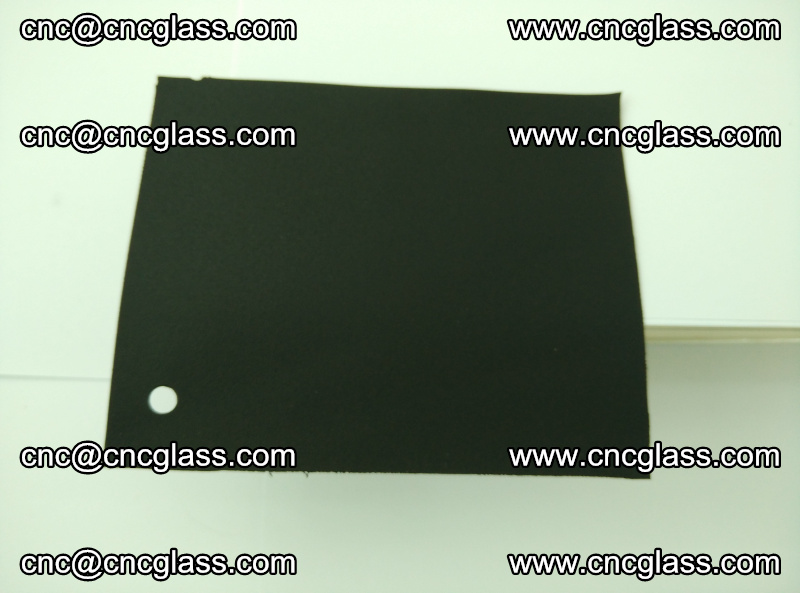 Black opaque eva laminating glass interlayer film foil (4)