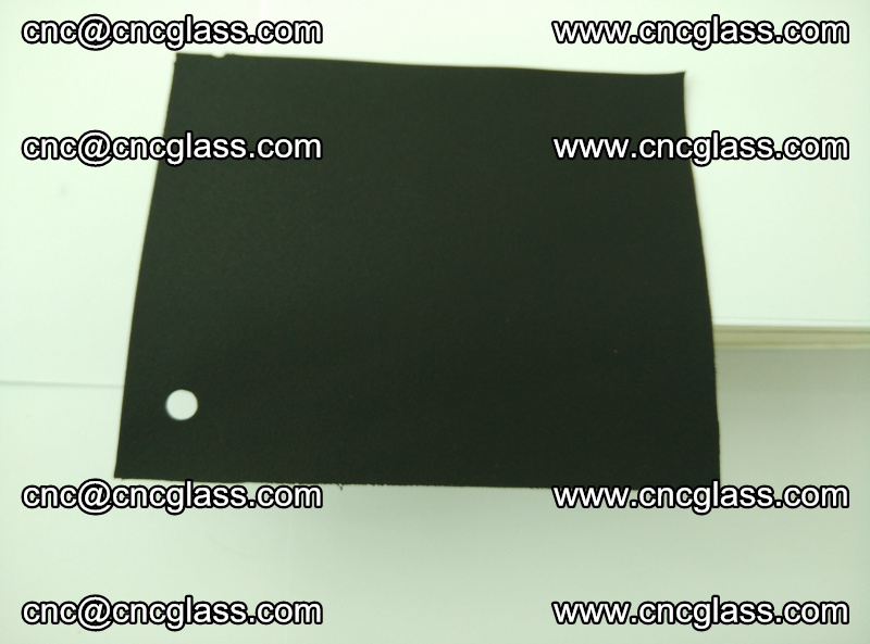 Black opaque eva laminating glass interlayer film foil (5)