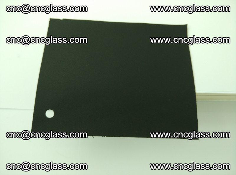 Black opaque eva laminating glass interlayer film foil (6)