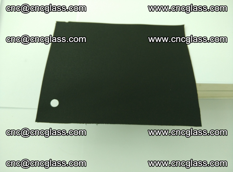 Black opaque eva laminating glass interlayer film foil (8)