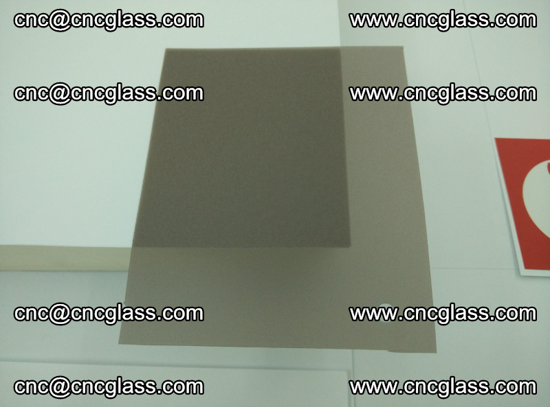EVA glass interlayer film foil, transparent tea color (11)