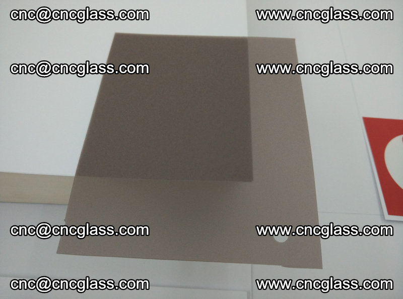 EVA glass interlayer film foil, transparent tea color (7)