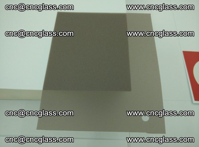 EVA glass interlayer film foil, transparent tea color (8)