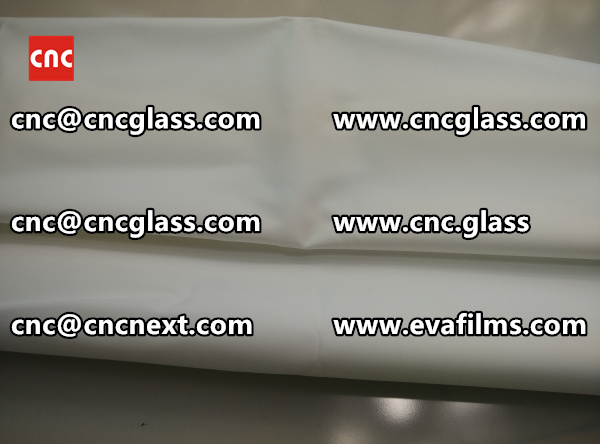 EVAFORCE INTERLAYER EVA-based inter-layer for the laminated glass industry (3)