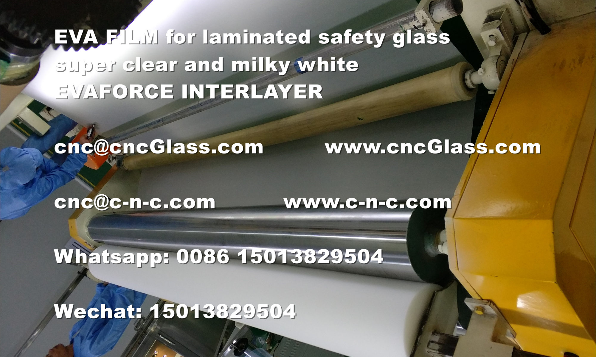 GLASS INTERLAYER EVA FILM